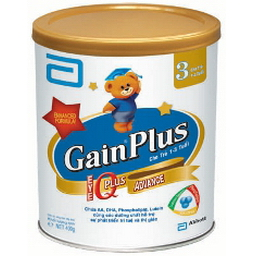 Gain Plus IQ (400gr)
