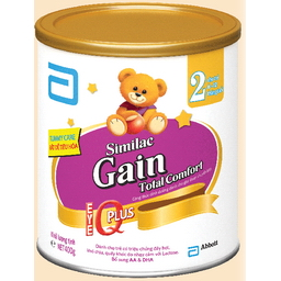 Similac Gain Total Comfort (400gr)