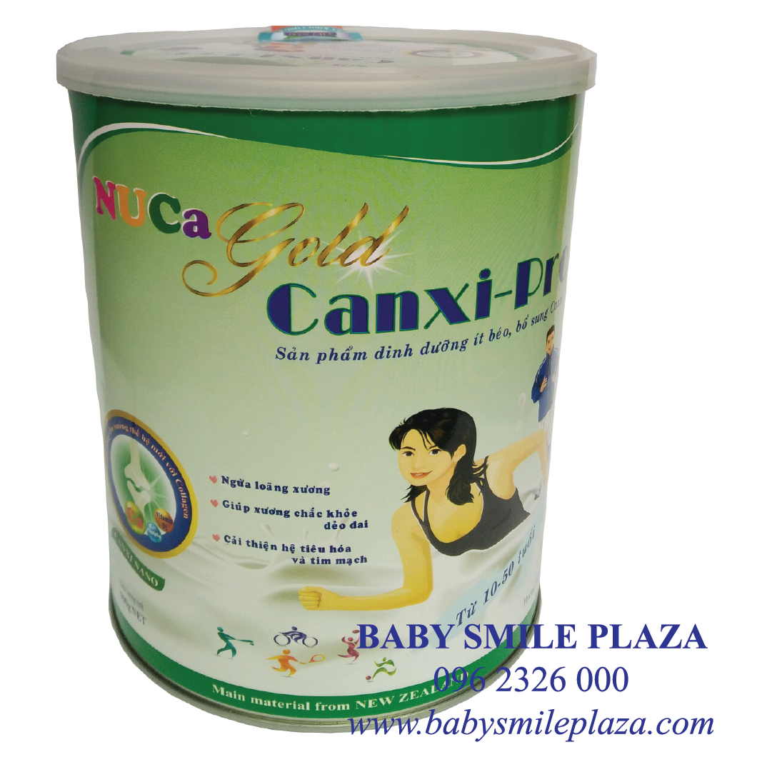 NUCa Gold - Canxi Pro (400gr)