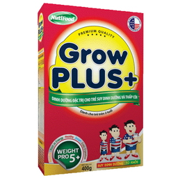 Grow Plus 5+ (Giấy-400gr)